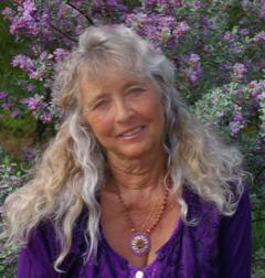 Rhonda in the Larkspurs