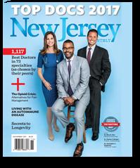New Jersey Top Docs 2017