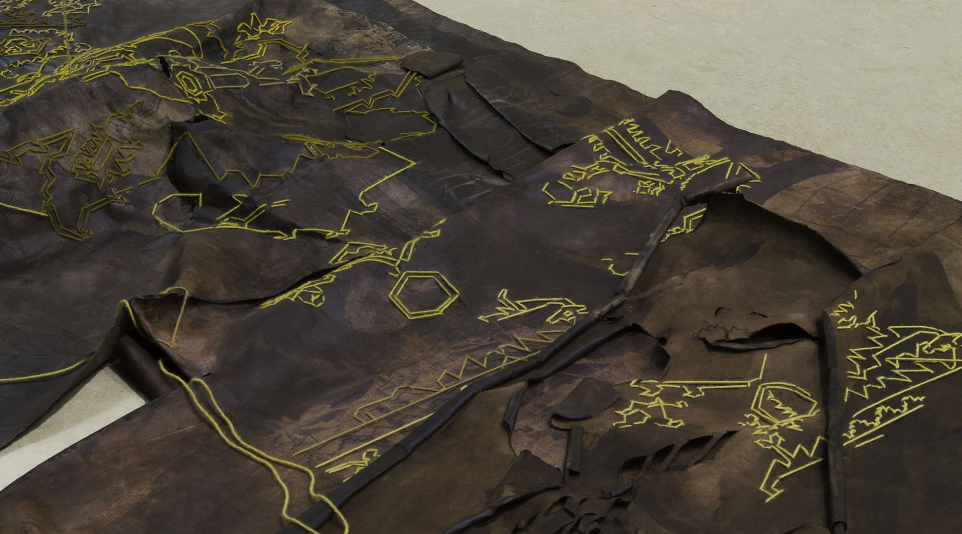 Prayermat II (Detail)
