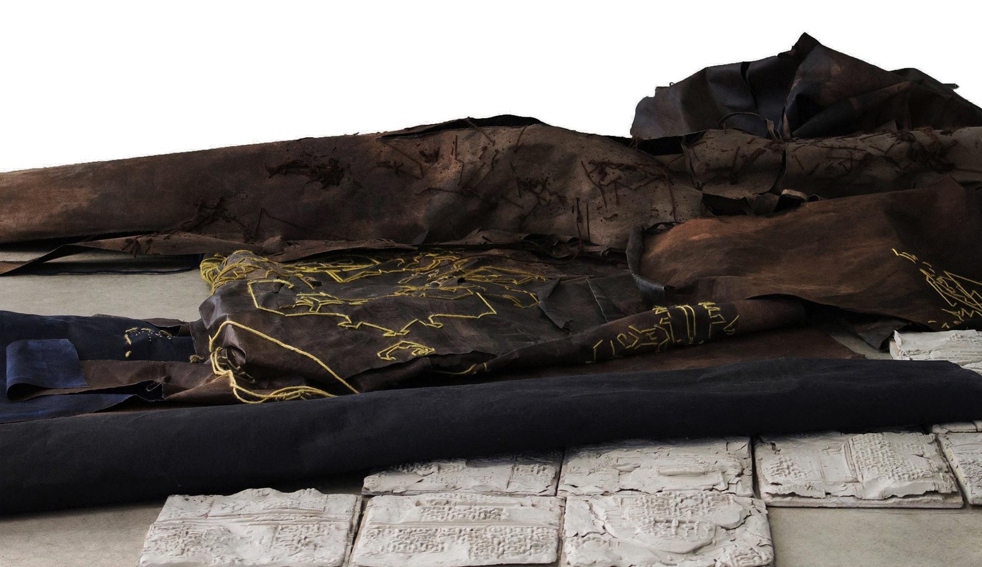 Prayermat II (Folded)