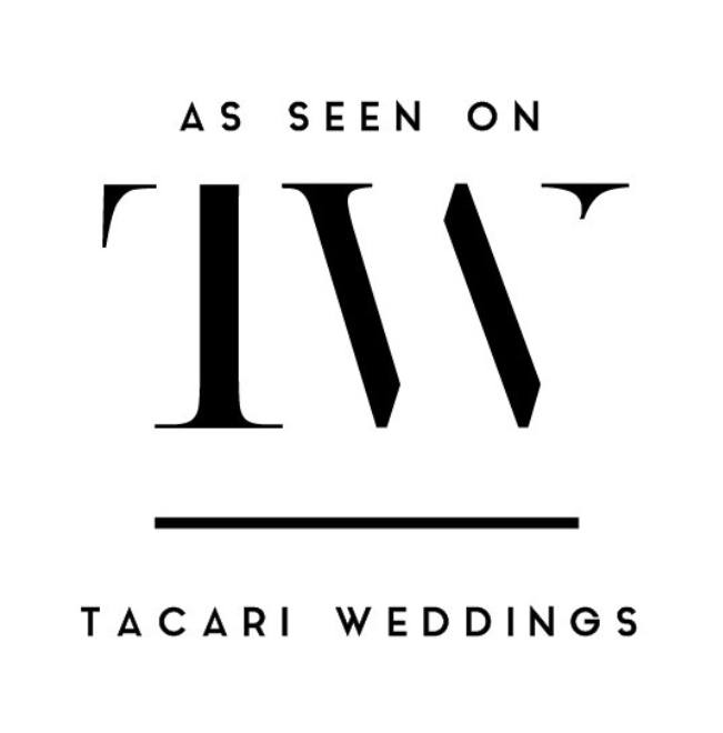 Featured on Tacari Weddings