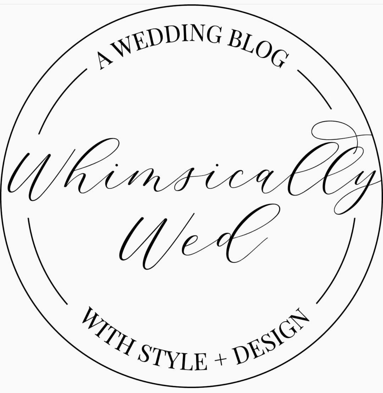 Featured on Whimsically Wed