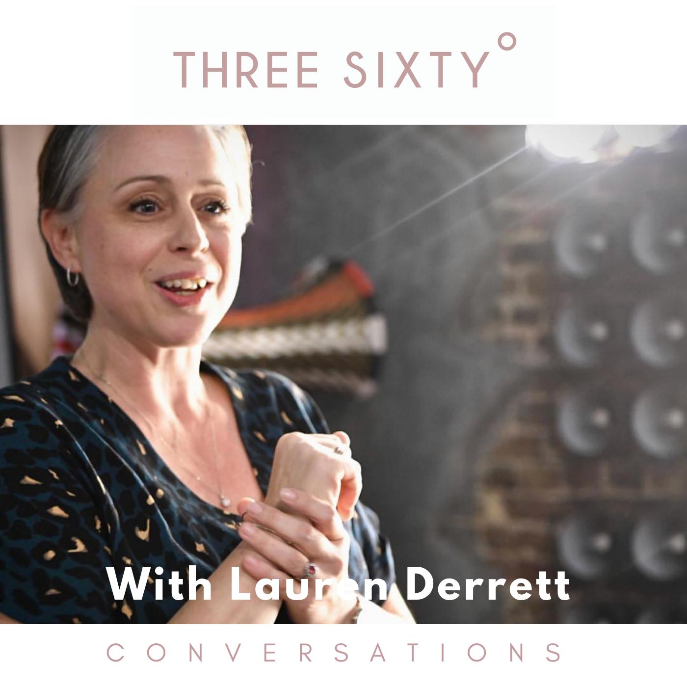 Lauren Derrett, that midlife life, midlife crisis, women wellness, domestic abuse surviver. Lucy Sheridan, Life Coach, Live Three Sixty, Tamu Thomas