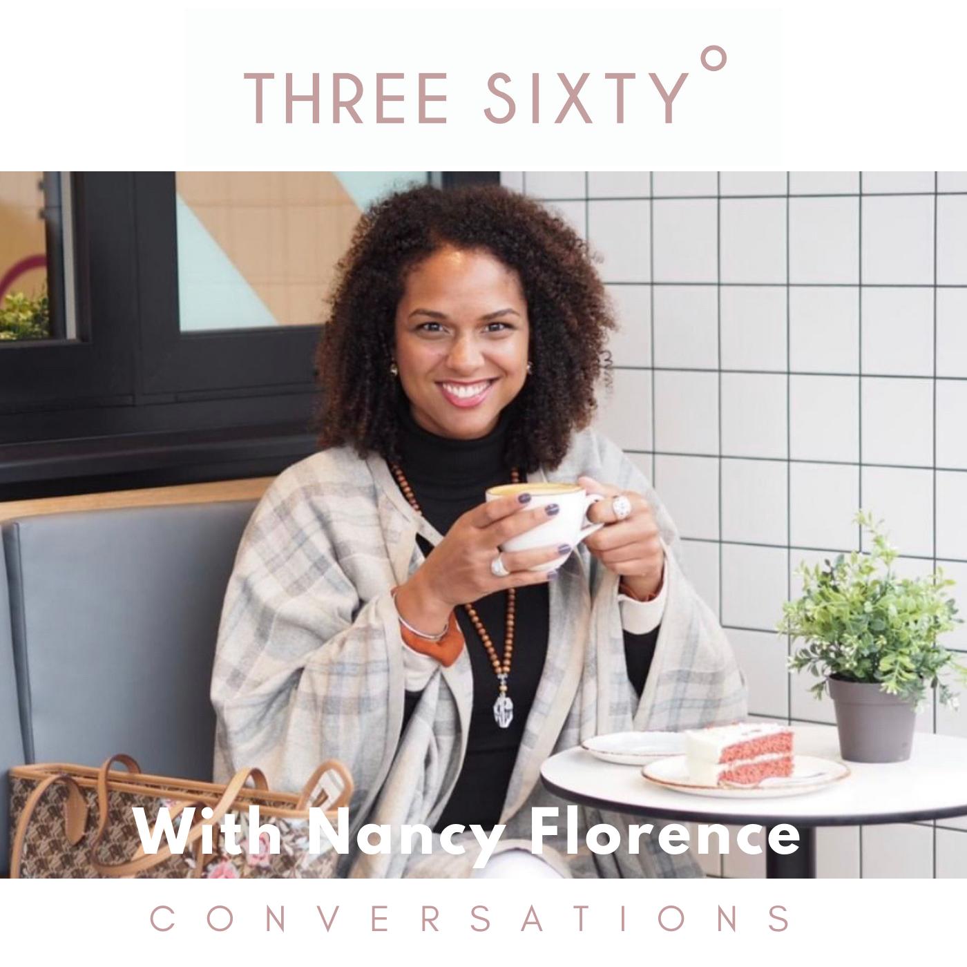 Nancy florence, desire map, Danielle Laporte, business coach, female founder, tamu Thomas, live three sixty, everyday joy