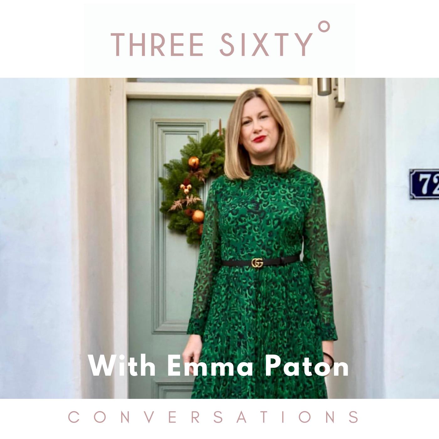 Emma Paton, Finally Fox, Sustainable fashion, guppy bags, shop independent, tamu Thomas, live three sixty, fashion revolution, everyday joy