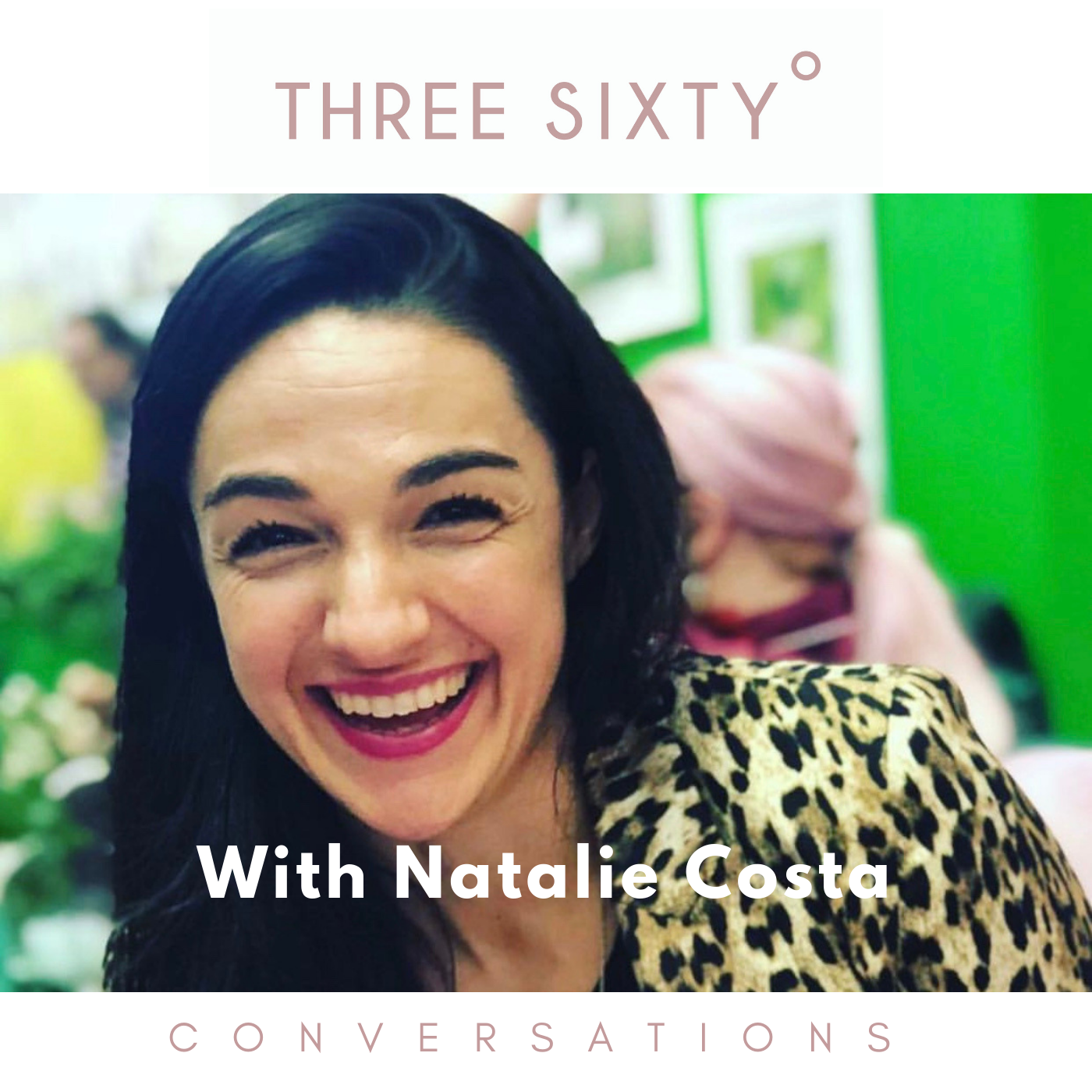 Natalie Costa, Power thoughts, education coach, children and anxiety, female founder, live three sixty, tamu Thomas, Lucy sheridan, the big leap, money mindset, wellness is wellth