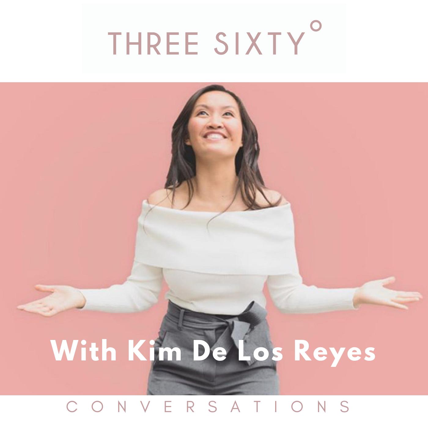 Peak radiance, Kim de los reyes, Tamu Thomas, business coaching. executive coaching, live three sixty, everyday joy, three sixty conversations, three sixty podcast, wellbeing is wellth,