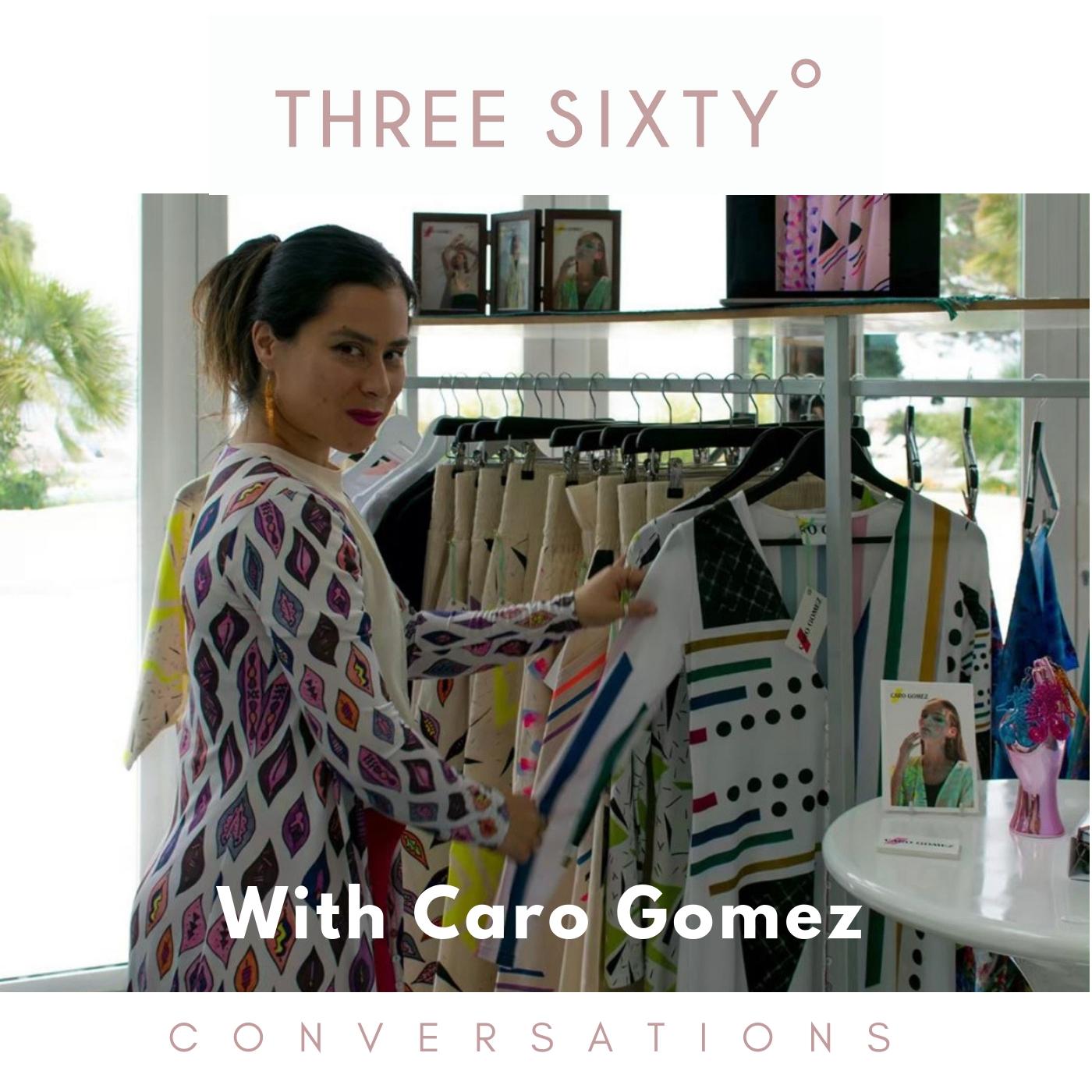 ethical fashion, Caro Gomez, zone of genius