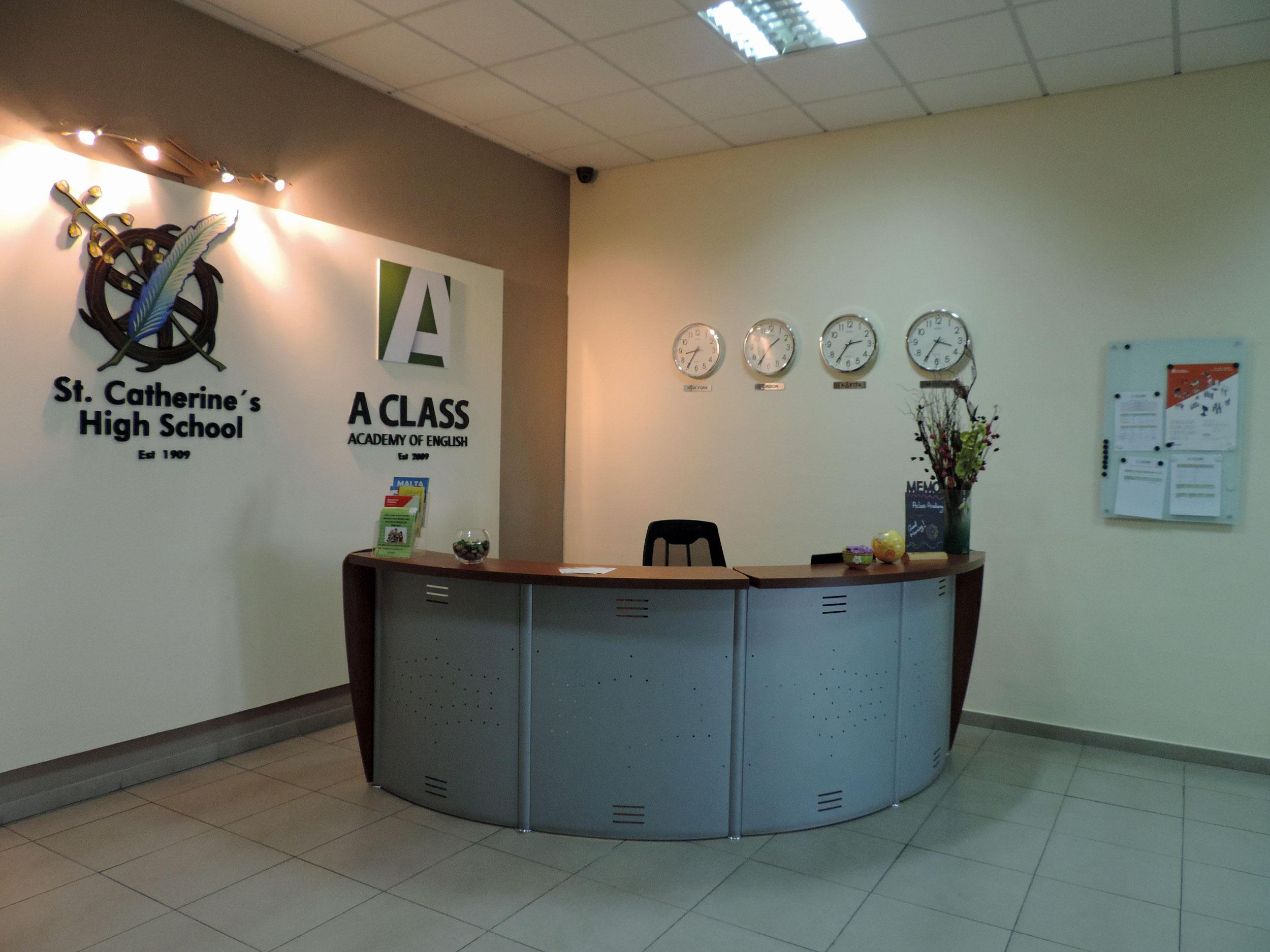 AClass, reception
