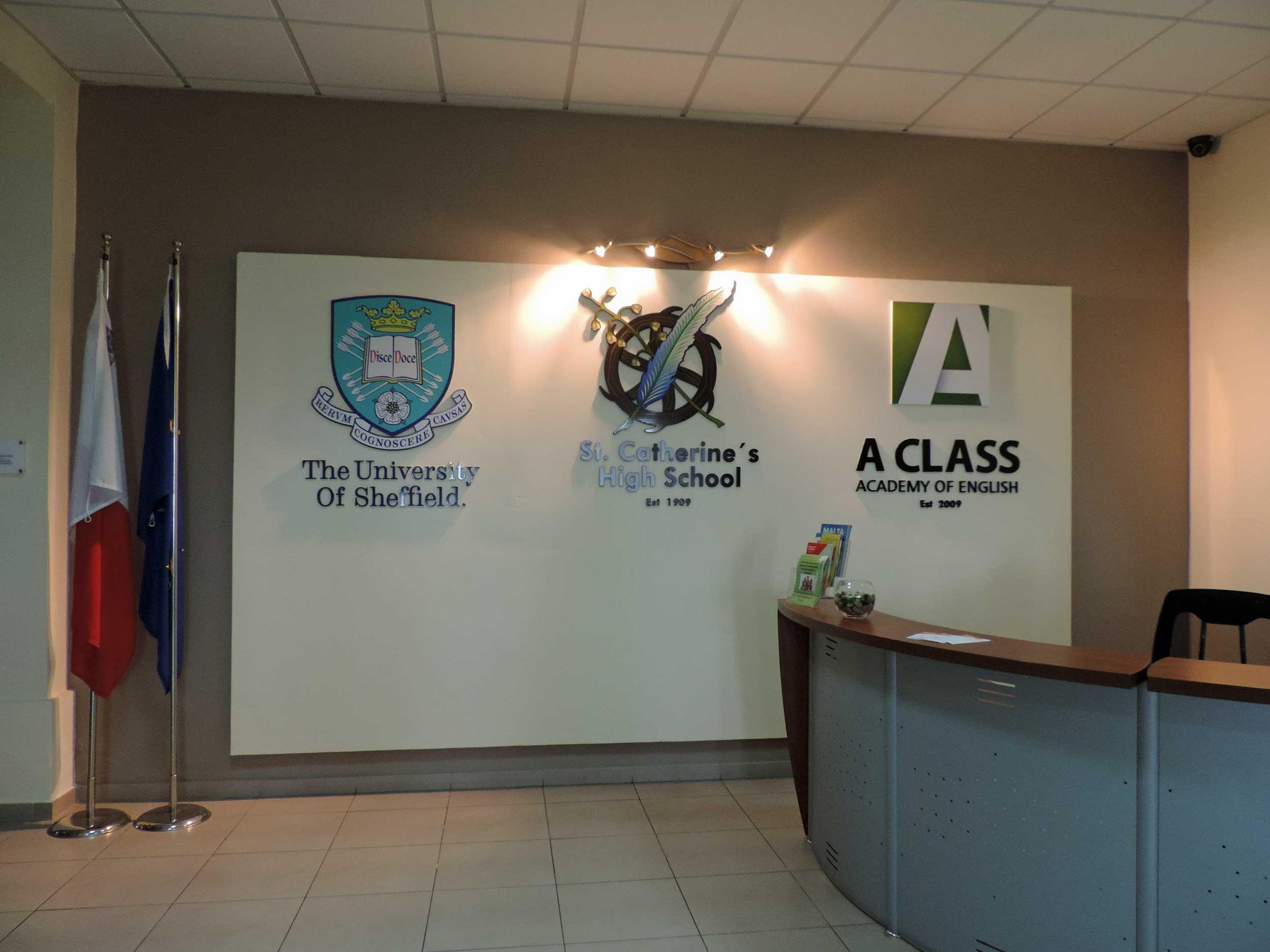 AClass, reception 2
