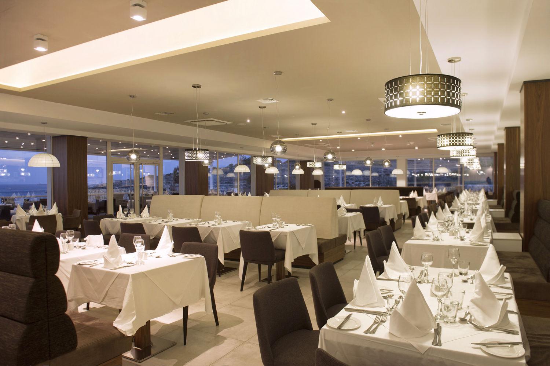 Salini Resort, ristorante