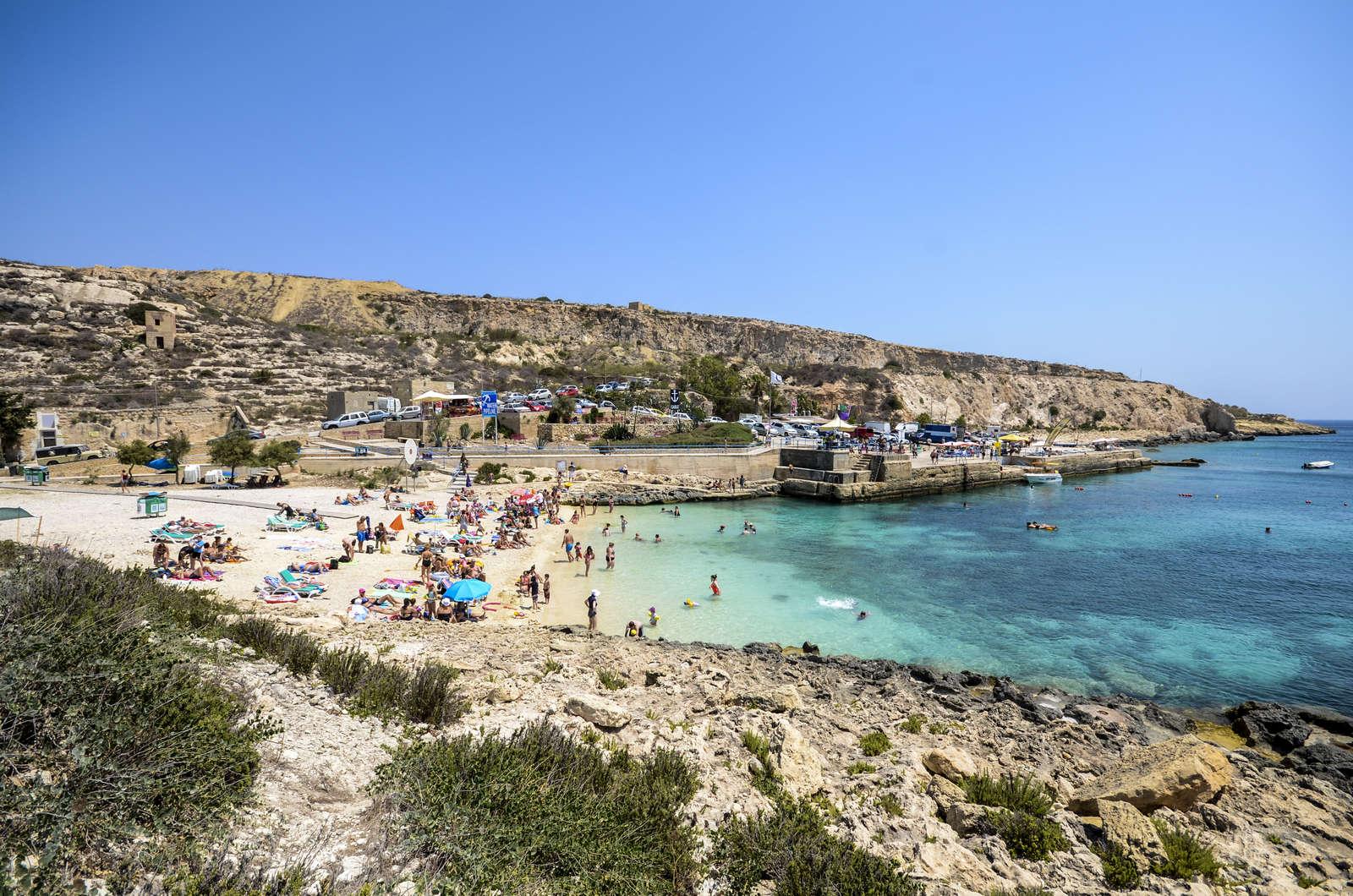Hondoq Bay - Qala - Gozo