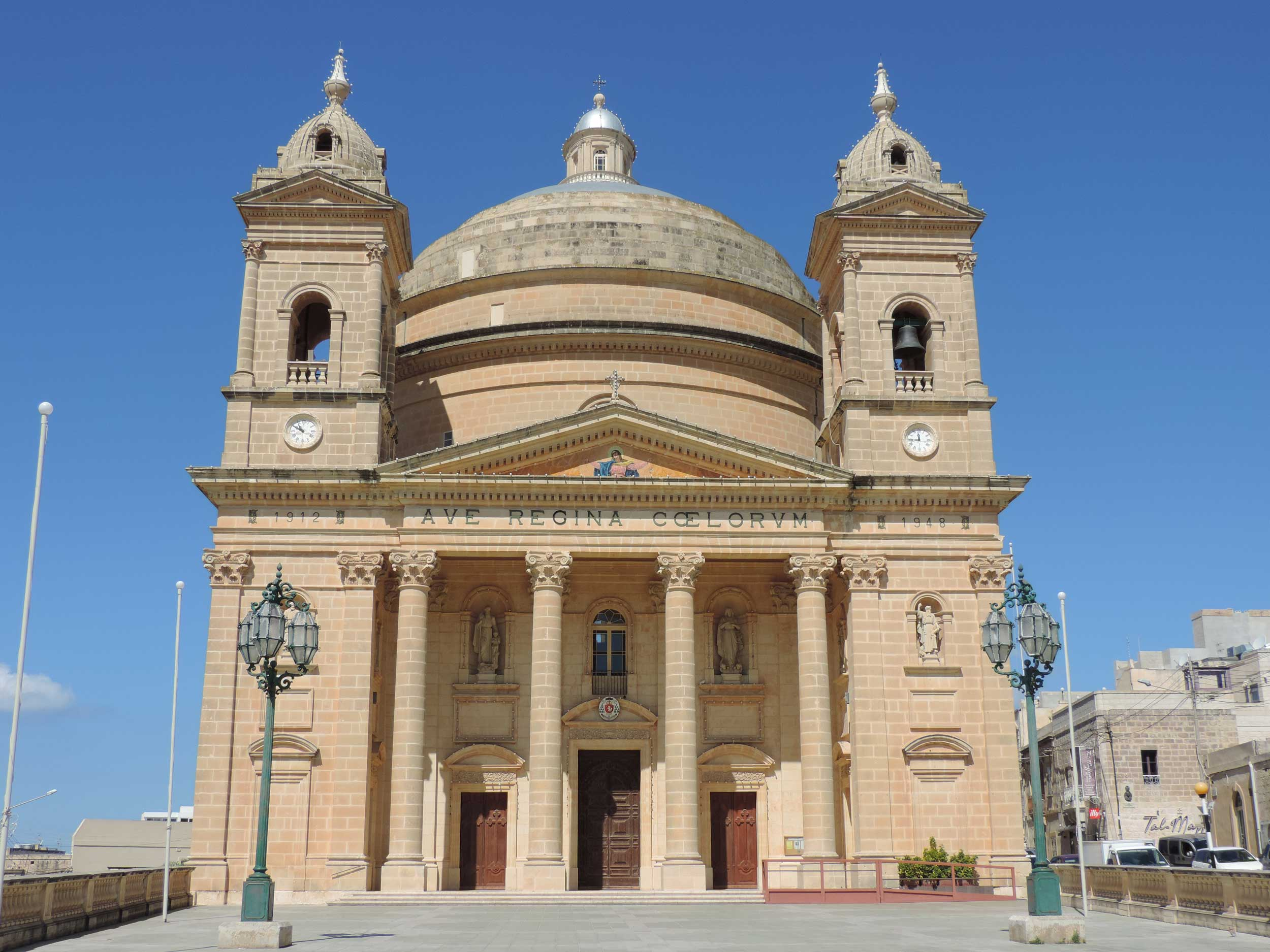 Mgarr Church