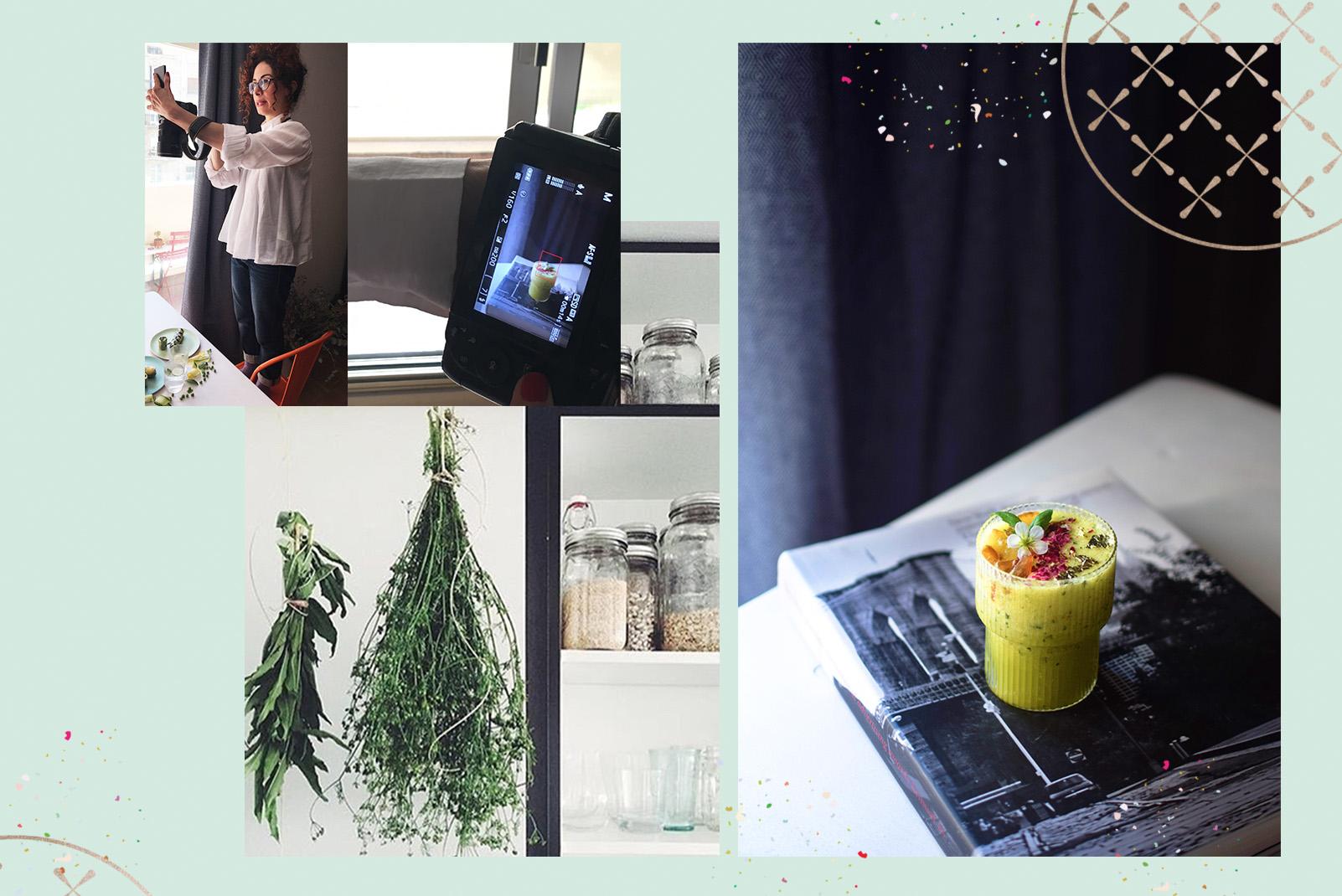 - La semaine dernière Balbosté a organisé une journée de workshop rouleaux de saison avec la talentueuse Blogueuse food