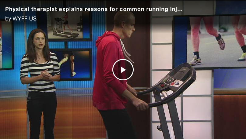 Physical therapist explains reasons for common running injuries