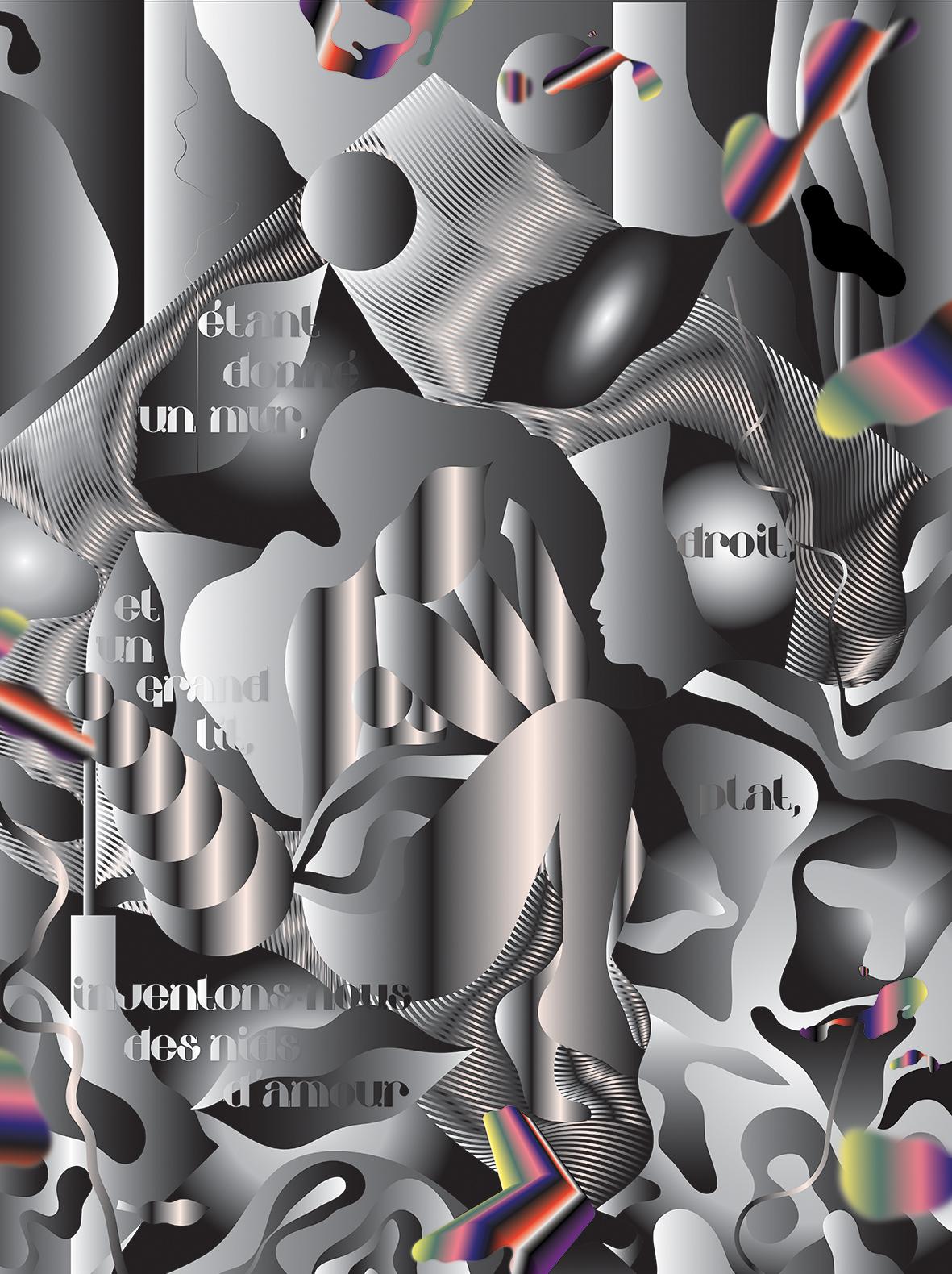 Graphisme, typographie & illustration