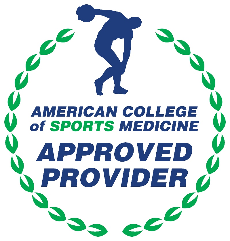 Approved ACSM CEC provider