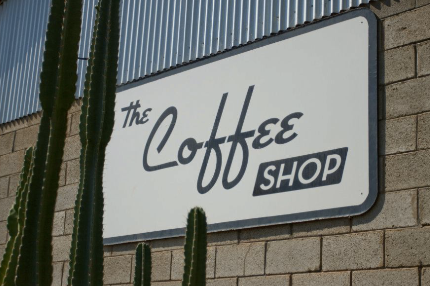 the coffee shop - Airy cafe with full espresso bar and hearty breakfast and lunch dishes.