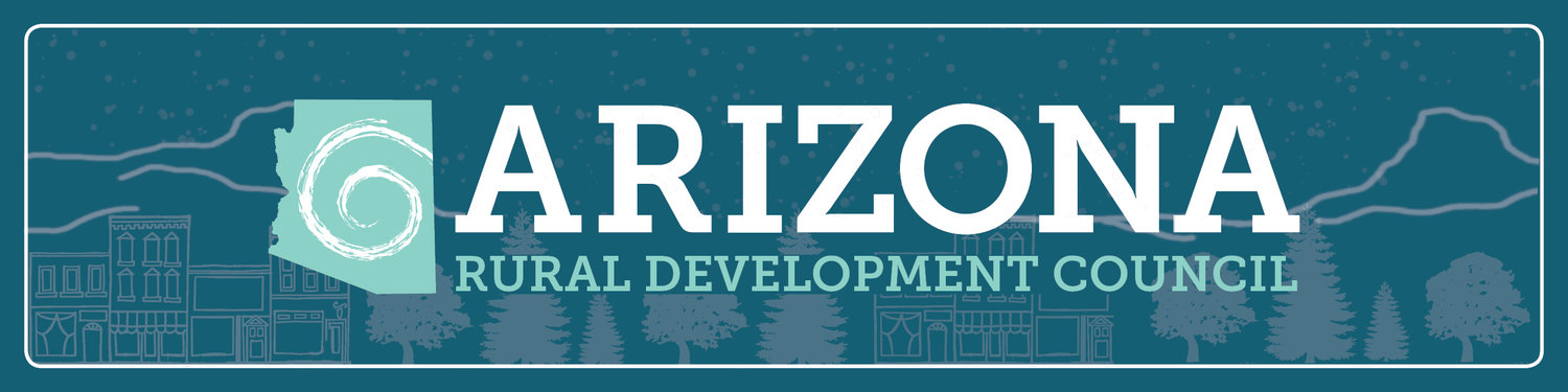 The  Arizona Rural Development Council  (AZRDC) and  Local First Arizona Foundation  offer a monthly webinar series,  Solutions for Rural Development,  stemming from discussions at the annual  Rural Policy Forum .   This  free  webinar rotates topics that address various issues and solutions surrounding the development process specifically to rural areas.