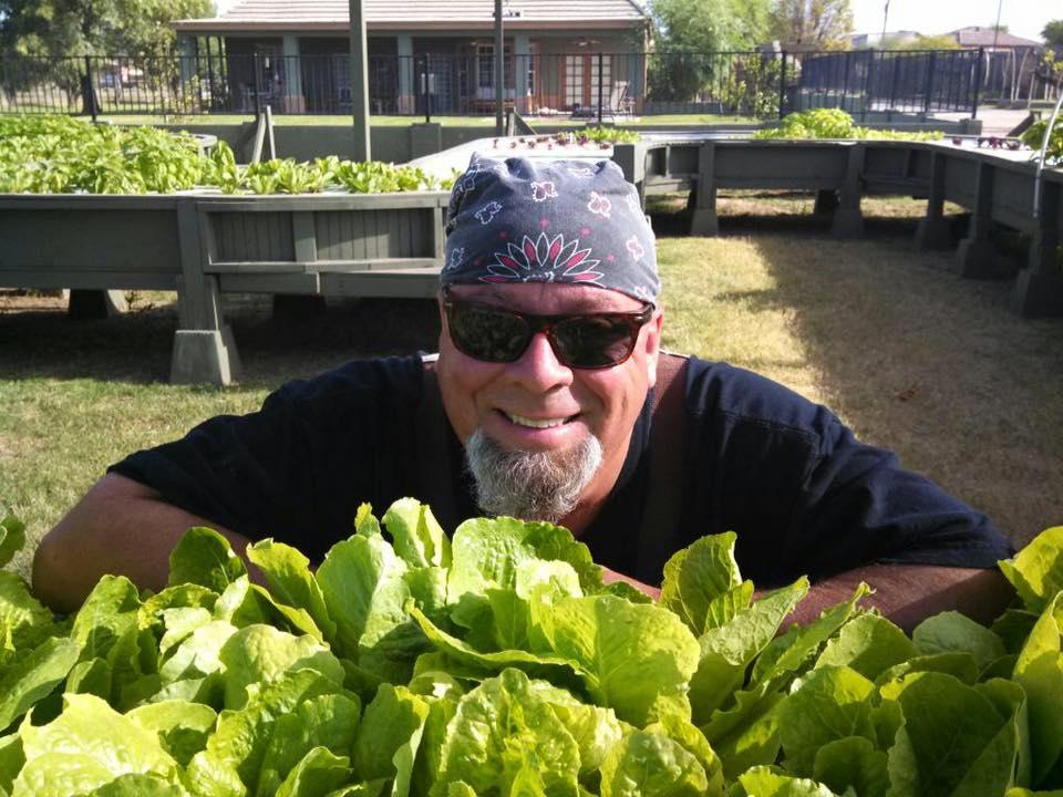 Mark Rhine - Rhiba Farms