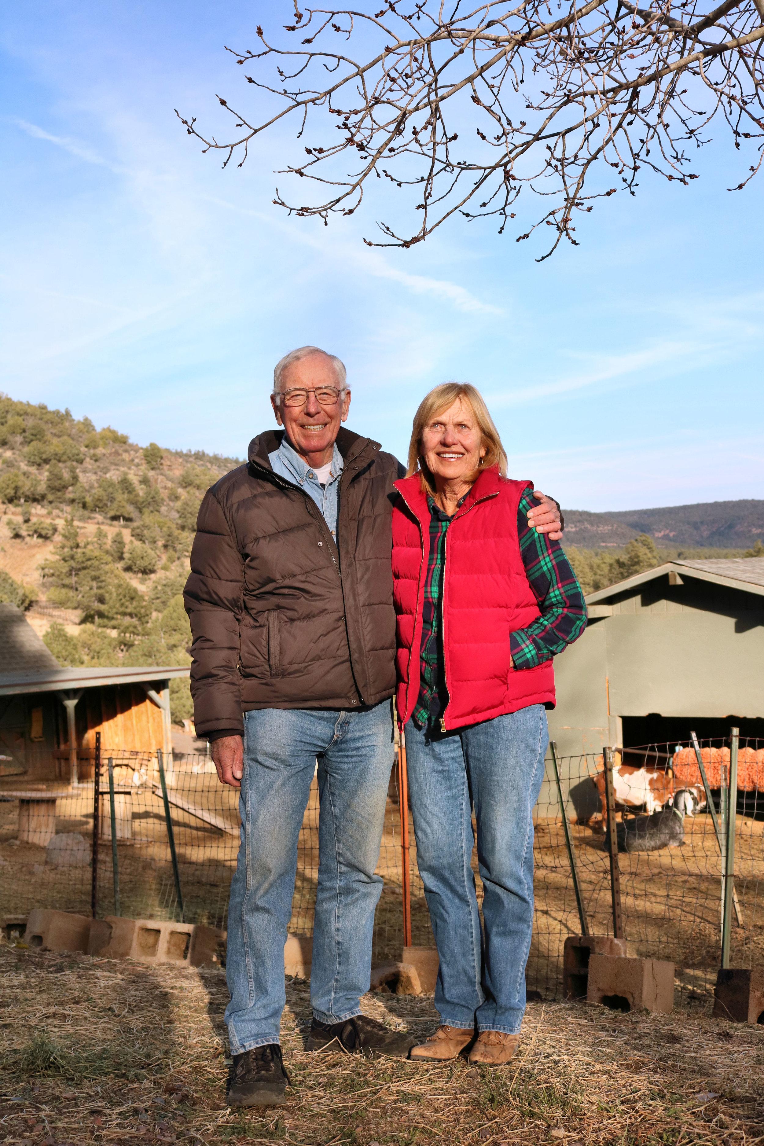 Joyce & John BIttner - Fossil Creek Creamery