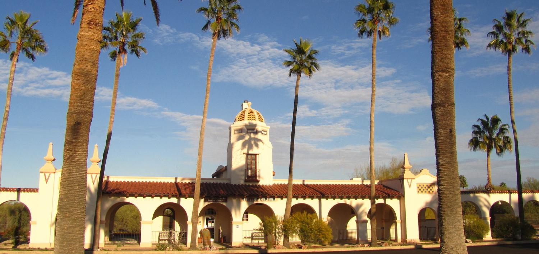Historic Ajo Plaza & Shops