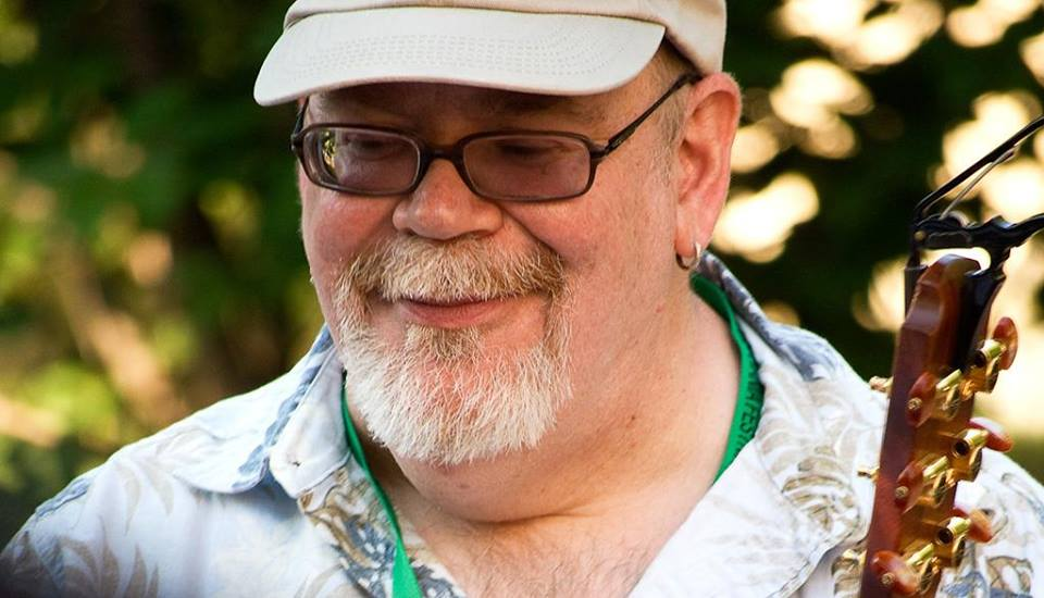- Jim Colbert, a great artist, poet, and musician himself, chairs the committee that books the cafe, bringing art to the community while highlighting artists that may not show their work as often as others can.