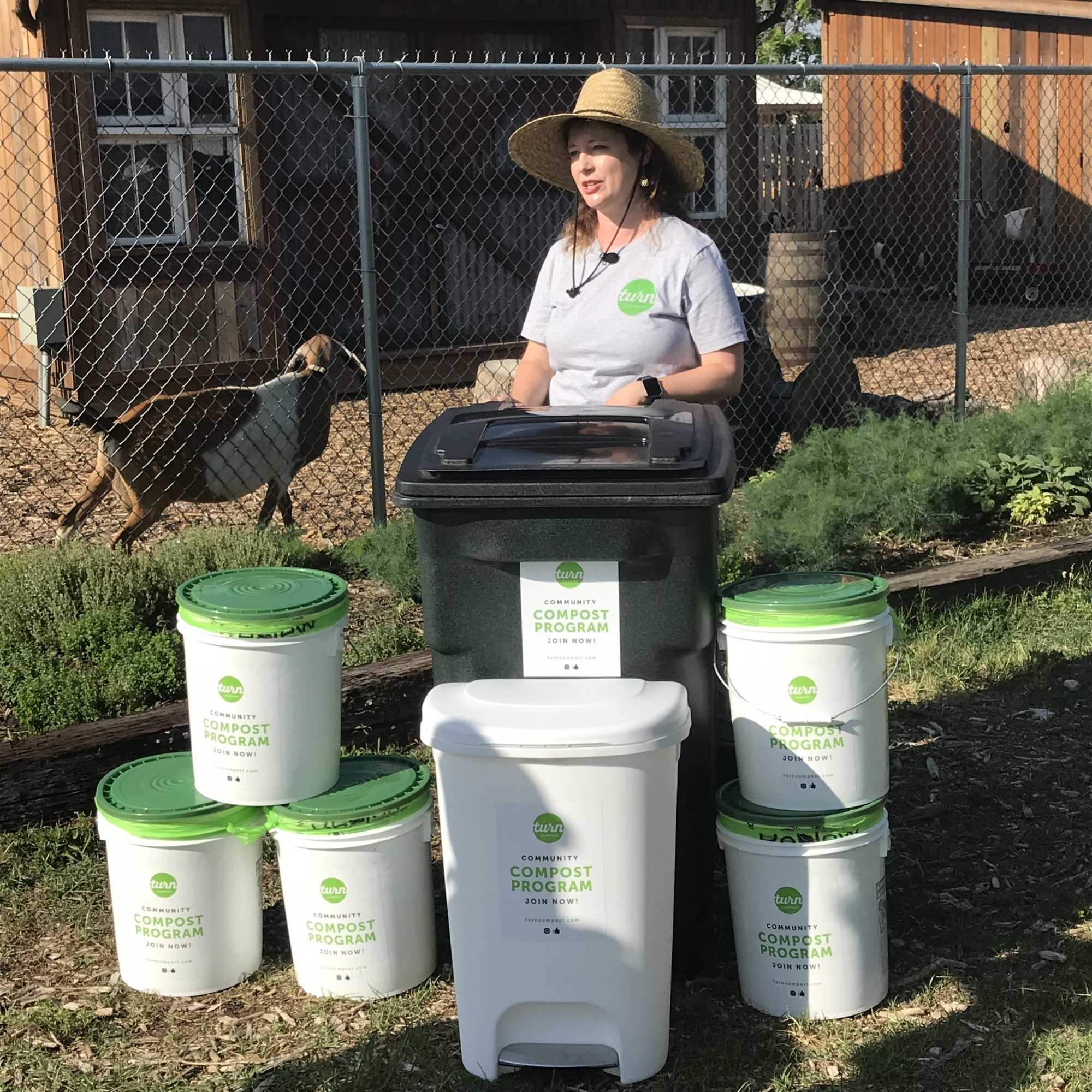 NBC 5 - A new program that just started in Dallas called Turn Compost is the first of its kind subscription service that allows you to get your food waste picked up.Turn compost will pick up those food scraps to take them to one of our local farms and community gardens. Read More...