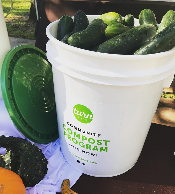 Dallas Observer - If you live in a major city like Austin, composting is easy. You don't have to buy your own bin and spend weekends turning the compost pile; the city will come pick up your compost from a city-issued bin. While Dallas doesn't offer a similar program, one local company is trying to get Dallasites to give their food scraps new life.