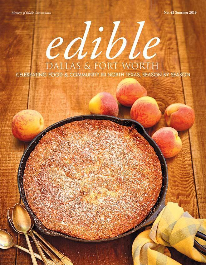 Edible DFW Magazine - The farm-to-table movement has (re) connected folks with local farmlands and backyard gardens. The renewed appreciation for fresh-picked, sustainably-raised food has led to a refreshing new awareness—an environmental revolution of sorts. How do we protect our precious resources—water and land—AND better manage the food we grow?