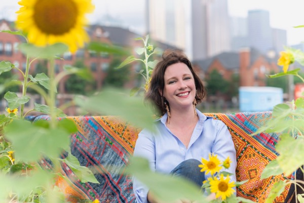Greensource DFW - Turn Compost, launched Earth Day 2018, is under the auspices of El Centro College educated and sole owner Lauren McMinn-Clarke. Her background is in strategic communications and she is also a Dallas County Master Gardner. Her thrifty Depression-era grandmother influenced her not to be wasteful.