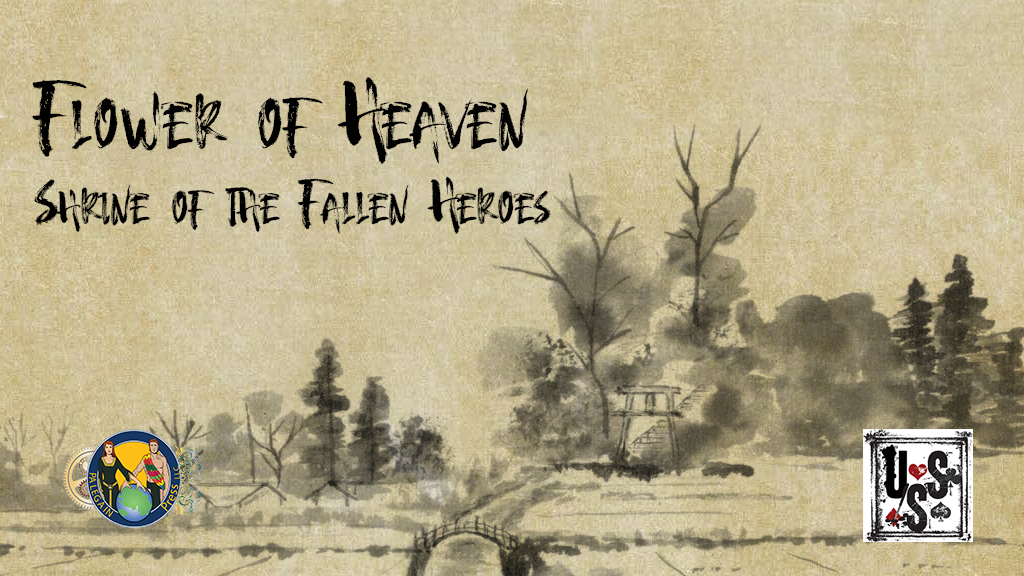 Flower of Heaven: Shrine of the Fallen Heroes USS Module Kickstarter