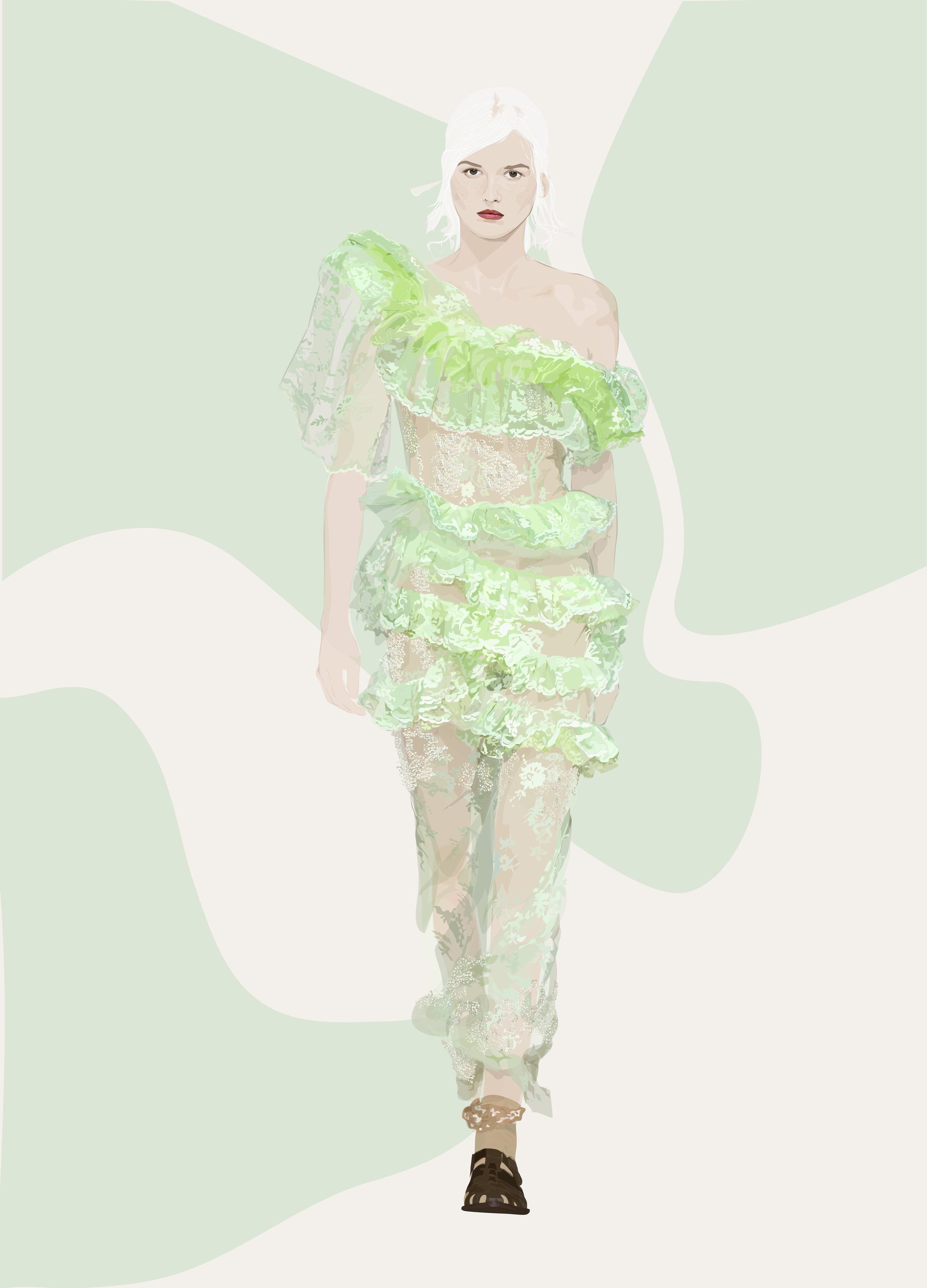 Illustrated Fashion Magazine's S/S19 Trend Report
