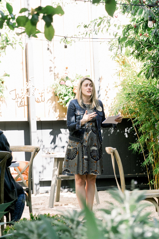 Kristin Krajecki leading Thrive By Design