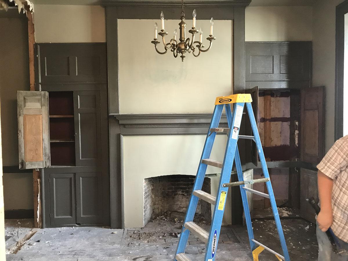 Beehive Augusta Tavern Renovation