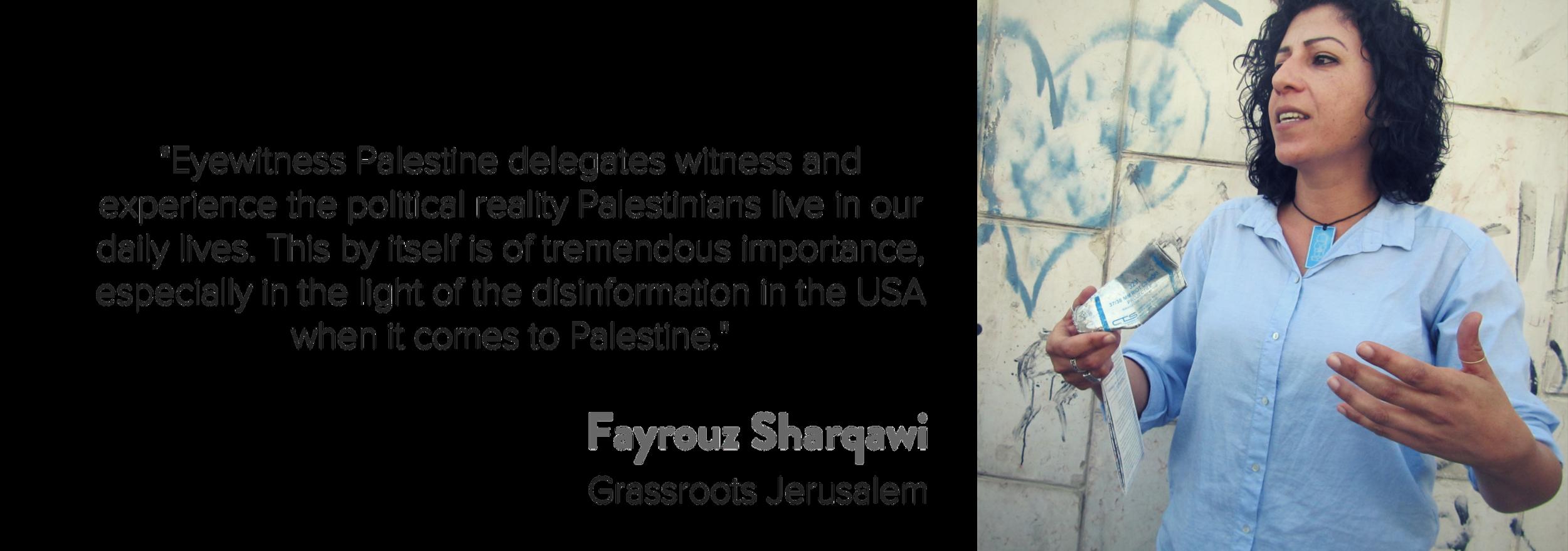 Fayrouz Sharqawi - Testimonial