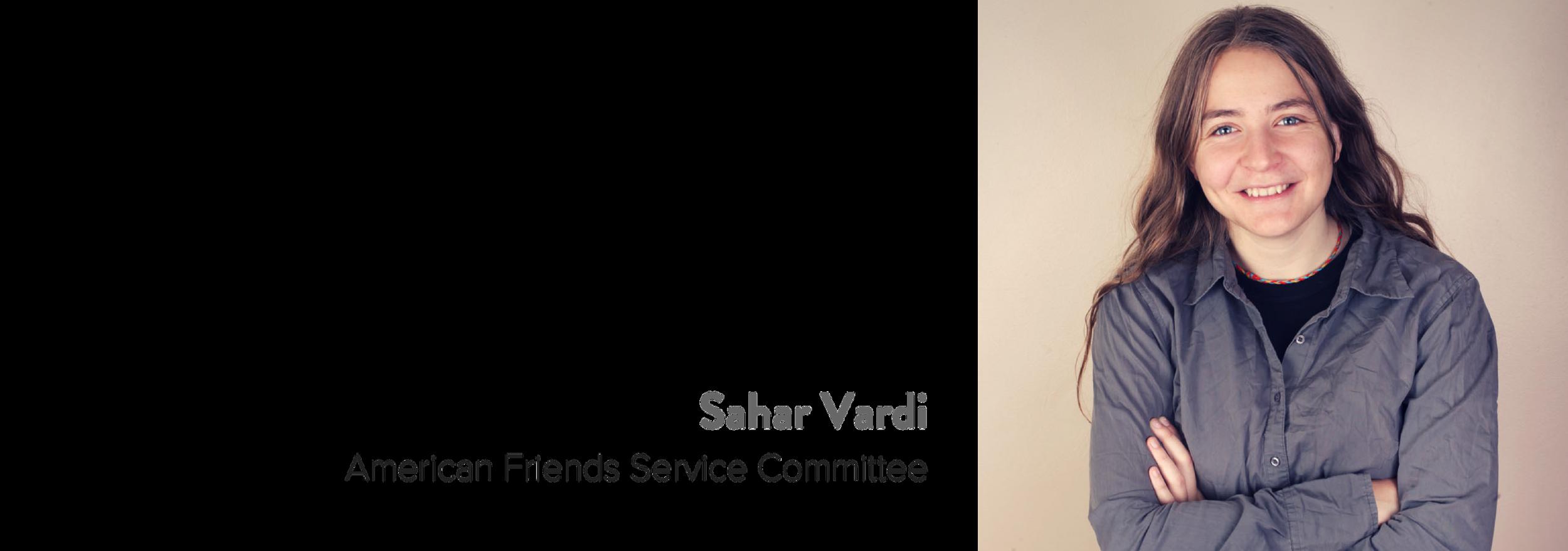Sahar Vardi -Testimonial