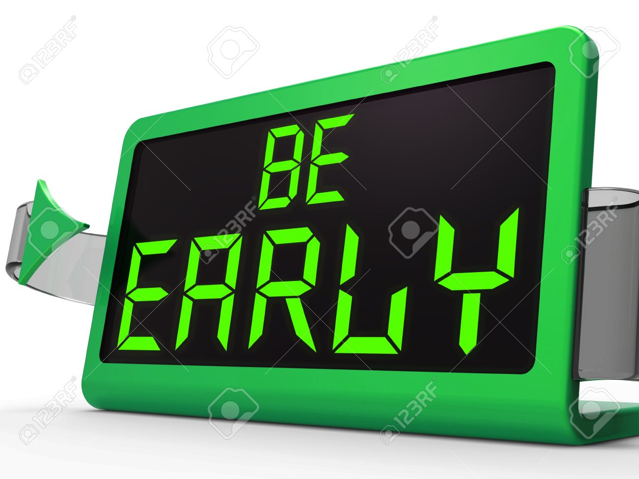 Be eArly Clock.jpg
