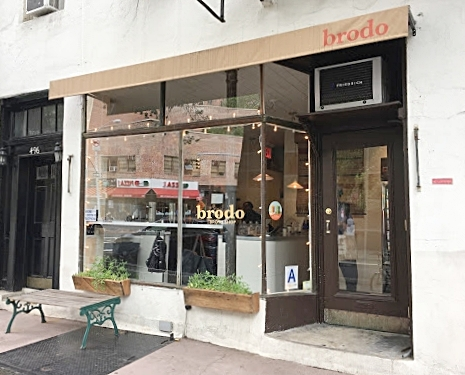 Brodo Broth Shop    496 Hudson ST., New York, NY 10014