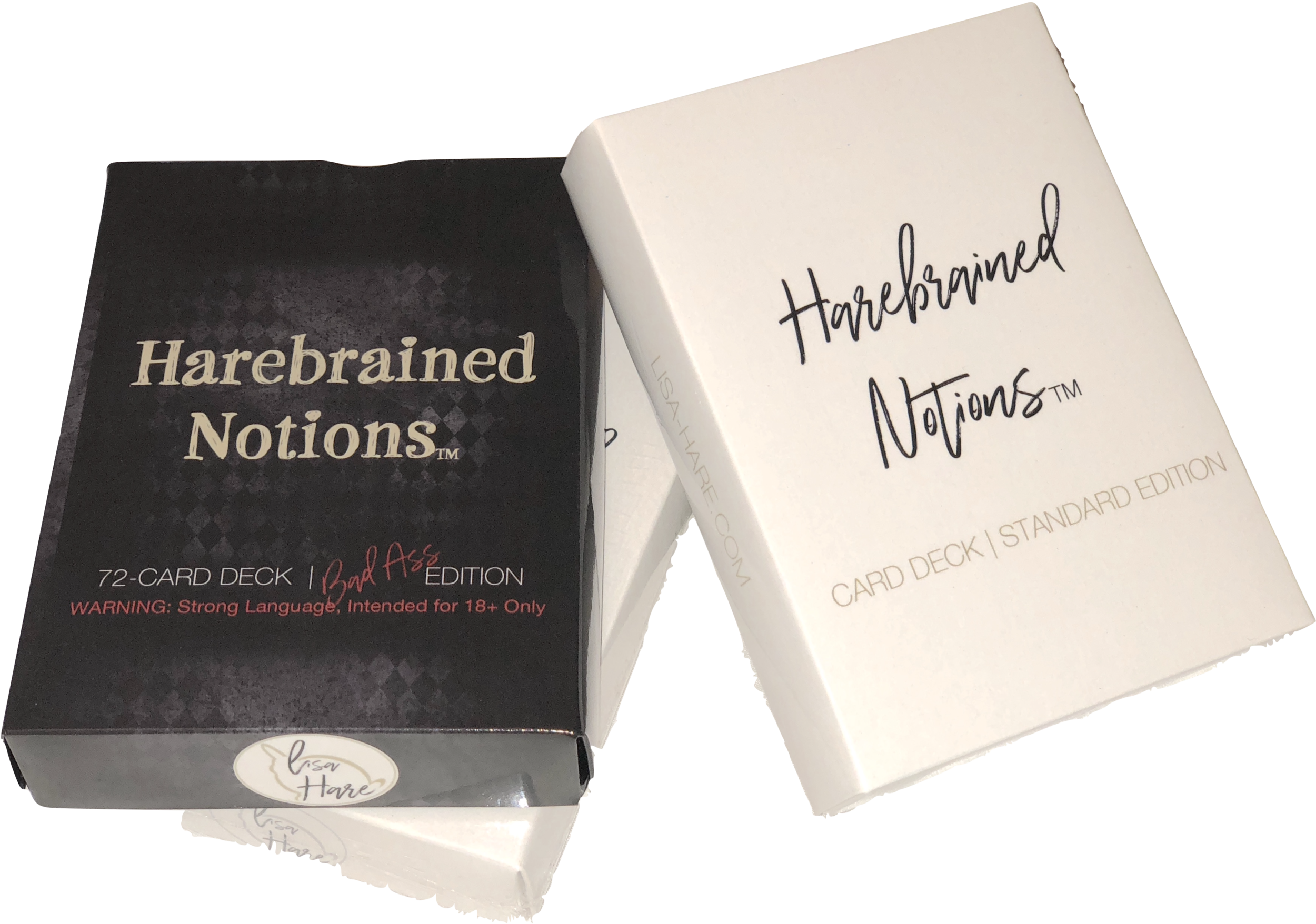 Harebrained Notions - Card Decks