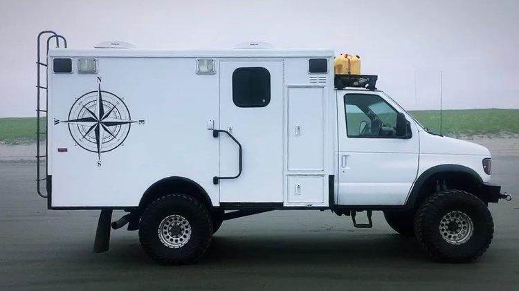 Expedition Camper — EVO Campers