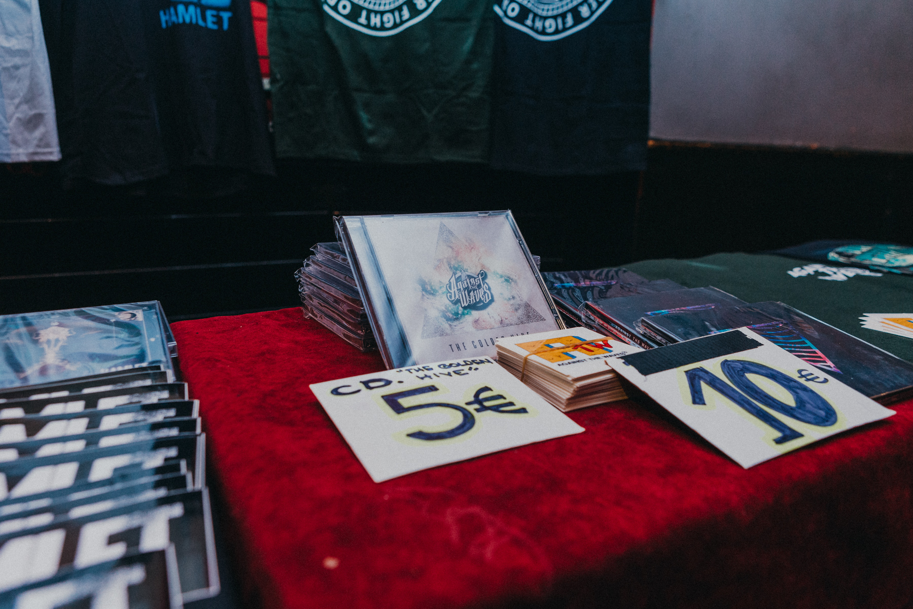 Against The Waves merchandising. I love the fact that they have some of the coolest designs you can find actually!