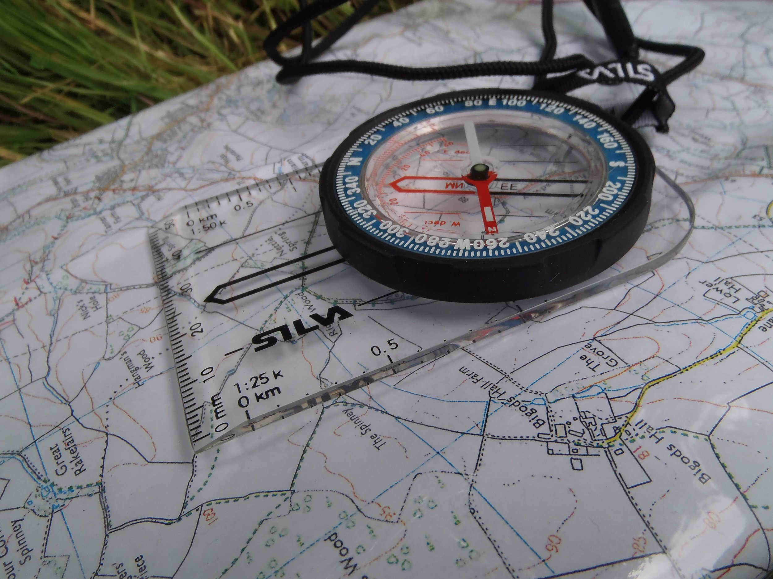Map and Compass Basics - Presented by Nolichucky Outdoor Learning Institute, Speaker Scott Fisher