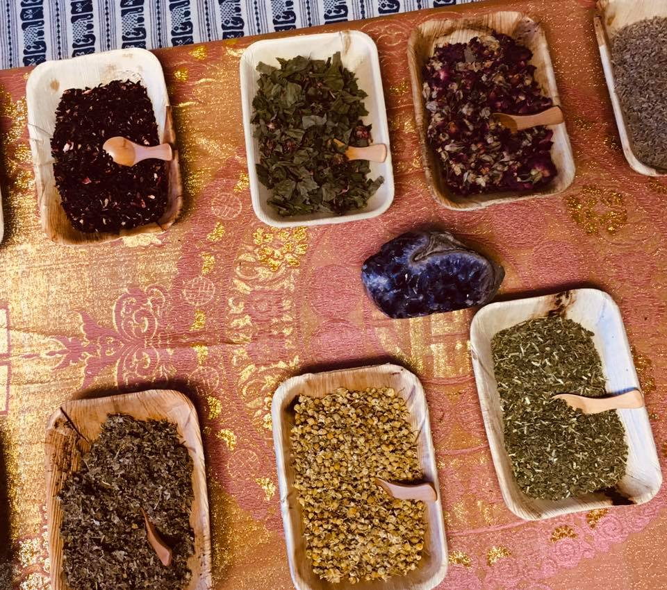 Peek Inside an Herbalist's First Aid Kit - Presented by Herbalachia, Speaker Michelle Bouton
