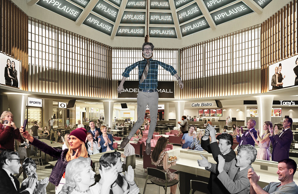 1. NPC.Faking Suicide for Applause in the Food Court's Mall.jpg