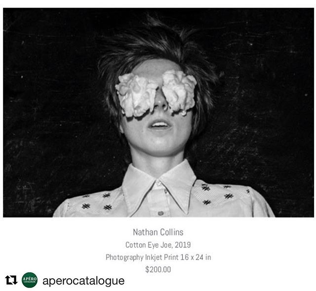 #Repost @aperocatalogue  Happy to be featured in this edition of the APERO Fine Art Catalogue! Where did you come from? Where did you go? Where did you come from, Cotton Eye Joe!? ・・・ APERO Fine Art Catalogue Artist: Nathan Collins @nathanparkercollins 'Contrast' March 2019 'Nathan Collins is an independent artist. He obtained his BFA at Texas Tech University in Lubbock, Texas. Nate explores digital media and dimensional practice. He currently works as the photographer for Clay Akar.' Please View and download the Catalogue for more information: www.showapero.com #apero #aperogallery #aperocatalogue #curatorreview #artpublication #curatedcatalogue #collectart #artcollectors #artcollection #artforsale #fineartcollection #fineart #fineartreview  #fineartcatalogue  #figurativeart  #contemporaryart  #portrait  #cottoneyejoe #blackandwhitephotography #fineartphotography #nathancollins