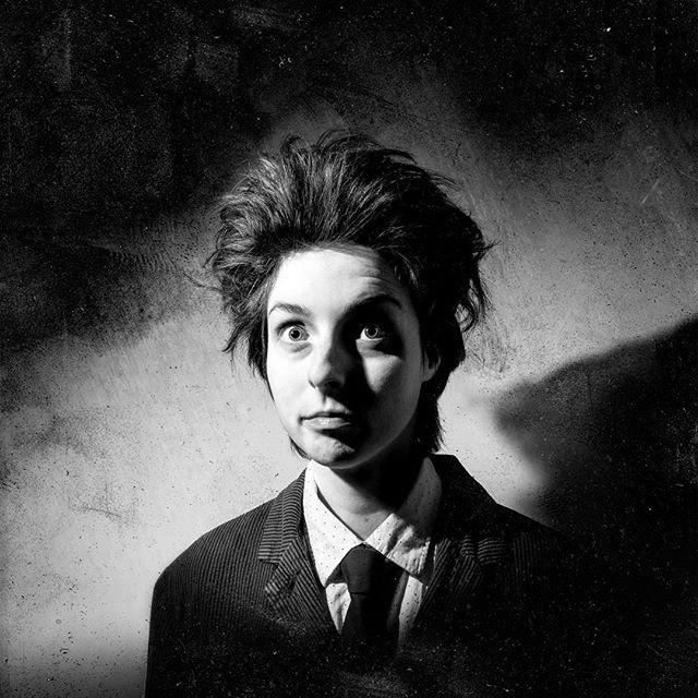 Eraserhead 2019 👤: @culbertsonkyla . . . . . . . . #davidlynch #davidlynchstyle #eraserhead #industrial #gloom #experimental #photo #blackandwhitephotography #contrast #henry #jacknance #strange #noise