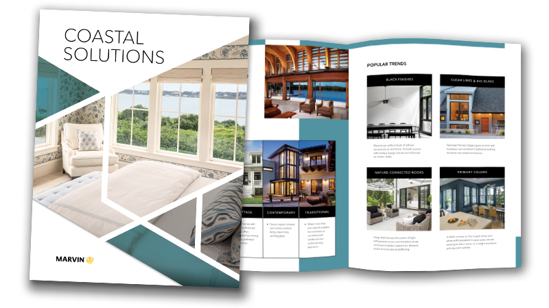 COASTAL SOLUTIONS BROCHURE - Client: Marvin