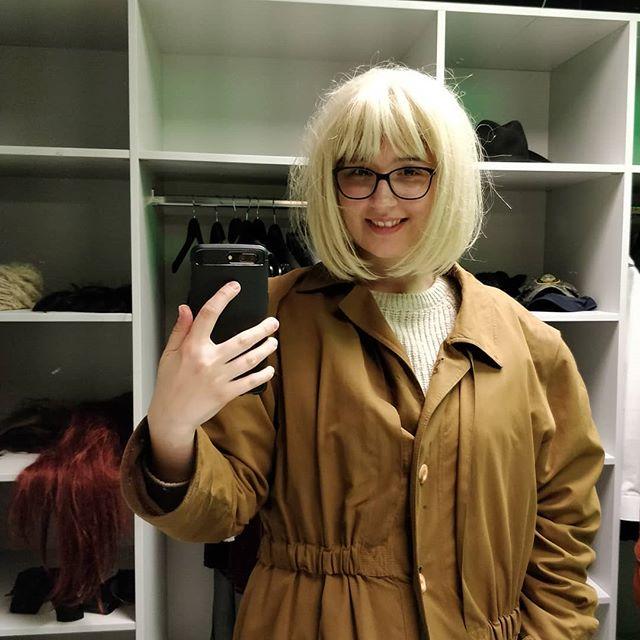 Blond. Jane Blond. #GermanSpyMuseum