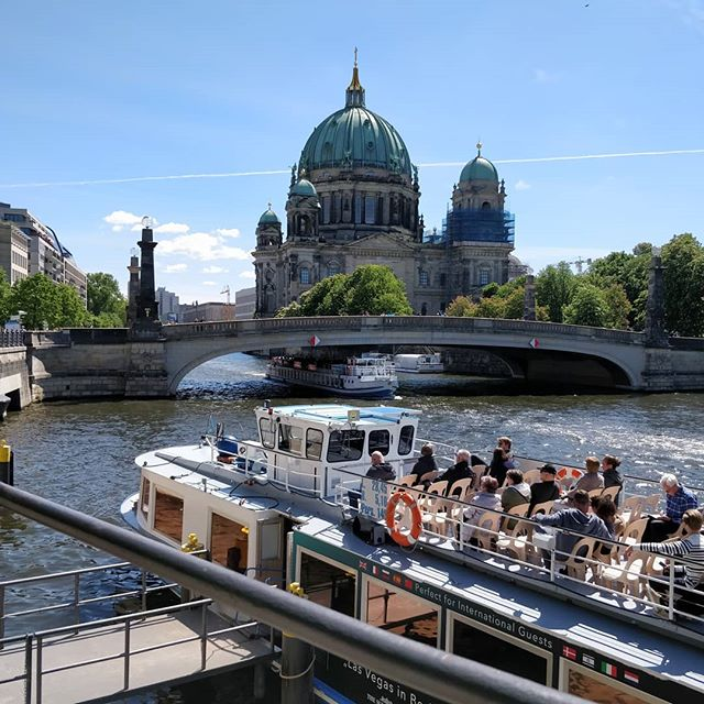 There were times I wasn't sure whether I was in Berlin or Amsterdam. Speaking of which, cannot wait to  visit Amsterdam for the first time in two weeks! #Berlin
